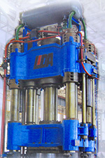 2000T forging oil press